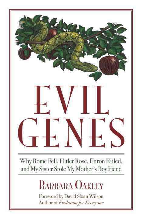 Evil Genes By Oakley, Barbara
